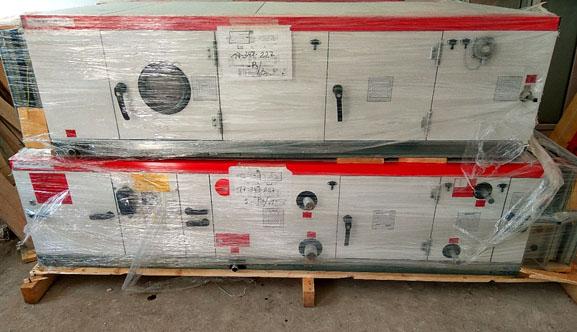 Приточно-вытяжная вентиляционная установка Trane CCEB